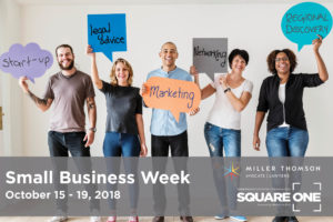 Small Business Week 2018 Regina