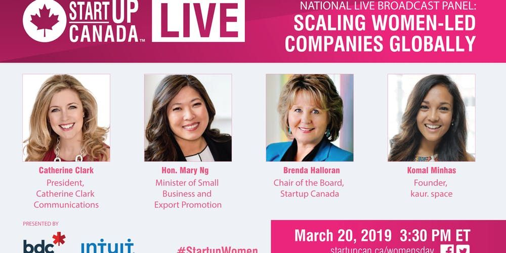 Scaling Women-Led Companies Globally