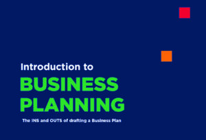 Business Planning Banner Image