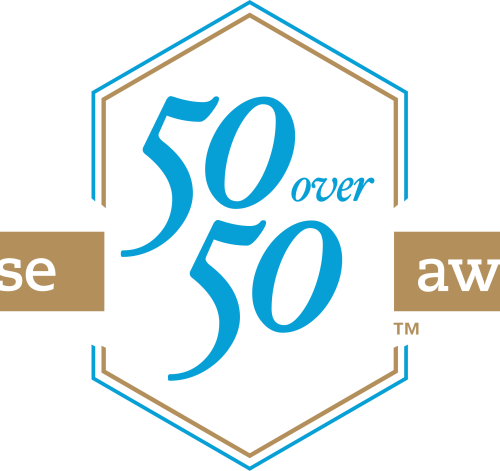 50 Over 50 Awards